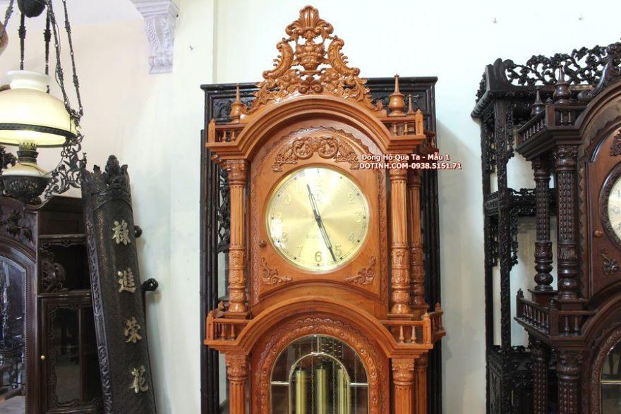 Thời gian mua đồng hồ tủ đứng Bắc Kạn mất bao nhiêu?