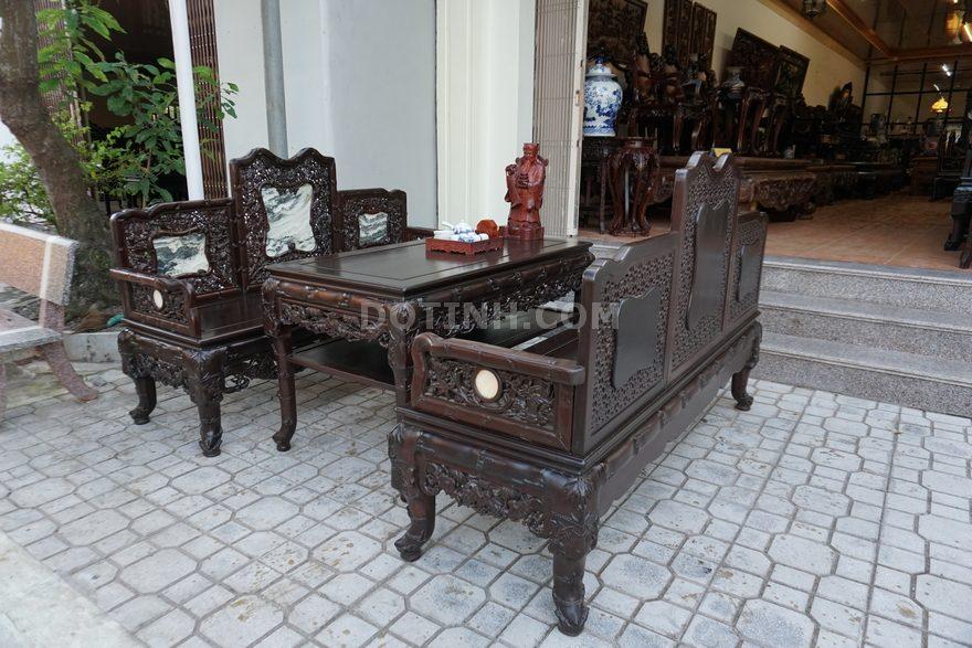 Chia sẻ nơi bán trường kỷ gỗ tại Bắc Ninh (Ảnh: Dotinh.com)