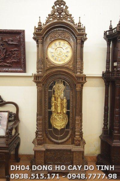 Trải nghiệm đồng hồ cây cổ đẳng cấp nhất tại Dotinh.com