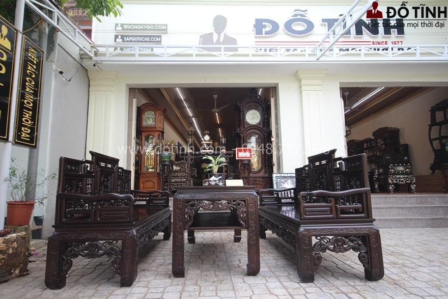 Mua trường kỷ gỗ đẹp tại Điện Biên