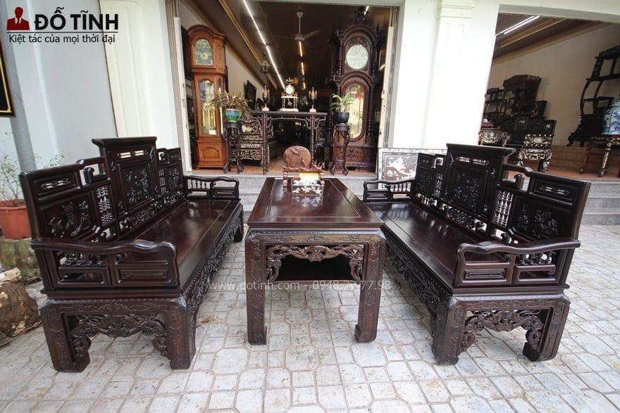 Bộ sưu tập các mẫu trường kỷ đẹp nhất mọi thời đại (Ảnh: Dotinh.com)