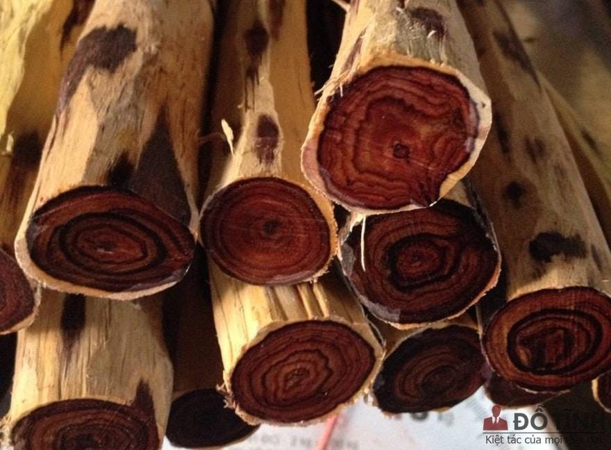 Phân loại gỗ trắc hiện nay - Ảnh: Internet