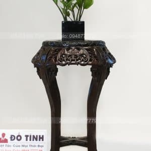 mẫu ghế đôn gỗ đẹp, bán đôn gỗ, đôn chữ thọ, đôn gỗ gụ, nơi sản xuất đôn gỗ