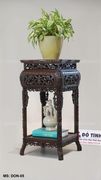 mẫu ghế đôn gỗ đẹp, ghế đôn gỗ vuông, ghế đôn gỗ giá rẻ
