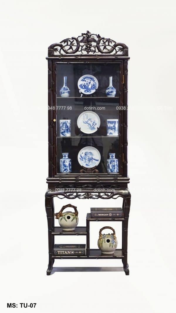 tủ bày đồ trúc nhỏ, tủ bày đồ, nơi sản xuất tủ bày đồ, nơi bán tủ bày đồ, tủ rượu