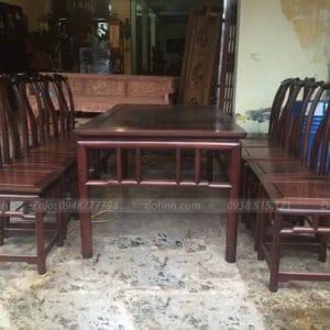 Bộ bàn ghế ăn 2021